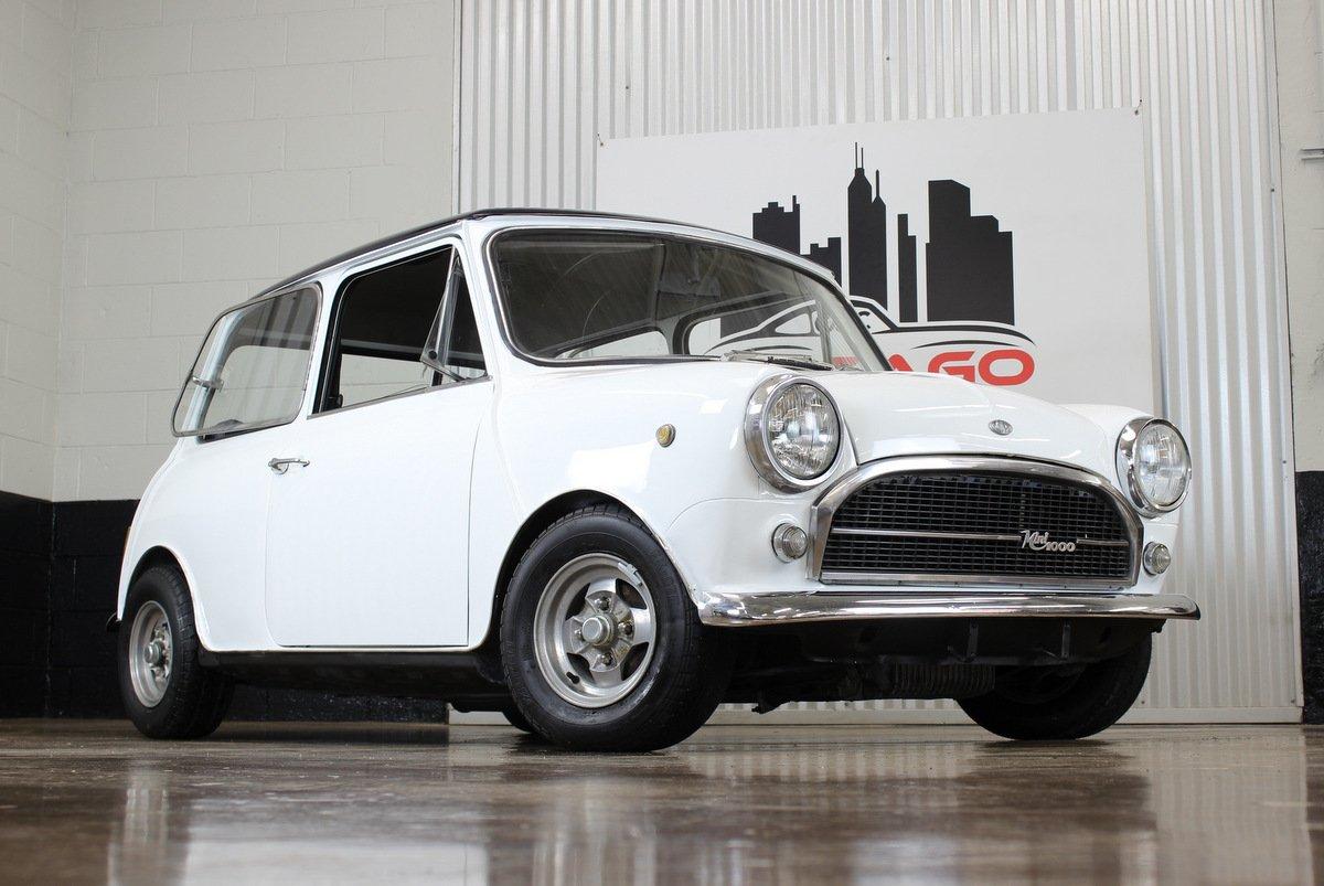1972 innocenti mini 1000