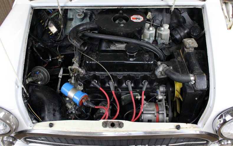 For Sale 1972 Innocenti Mini 1000