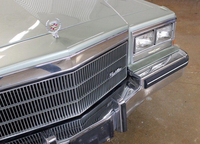 For Sale 1985 Cadillac Fleetwood Brougham Coupe