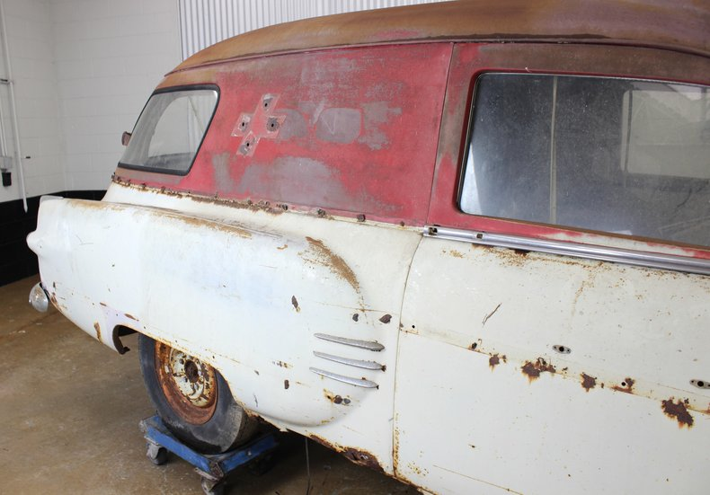 For Sale 1954 Packard Henney Ambulance