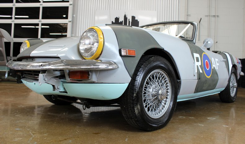 For Sale 1970 Triumph Spitfire