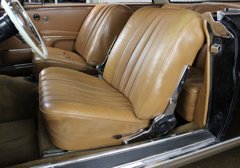 For Sale 1962 Mercedes Benz 220SEb Coupe 4spd