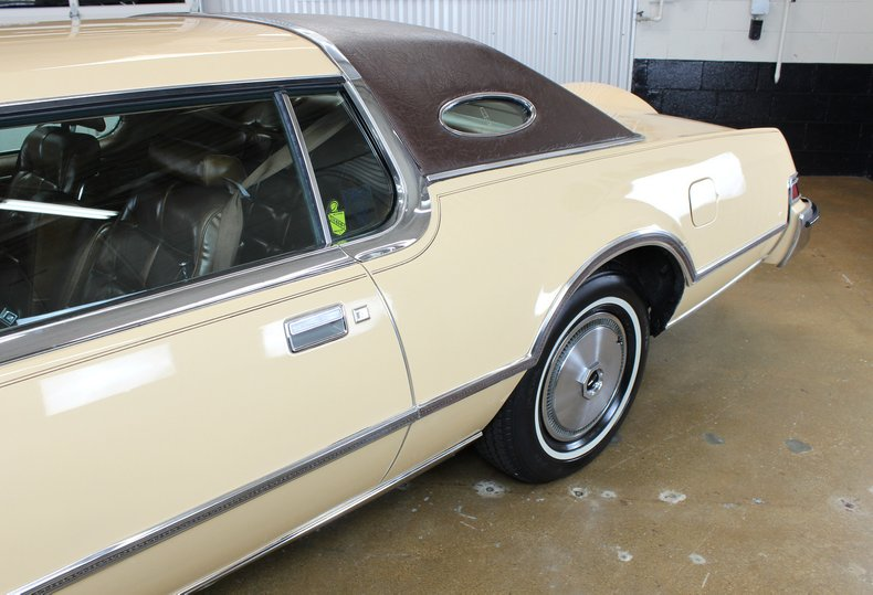 For Sale 1976 Lincoln Mark IV