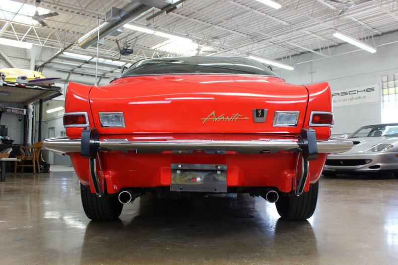 For Sale 1980 Avanti II