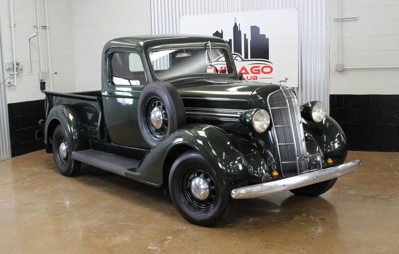 1936 Dodge Brothers LC Half Ton Pickup
