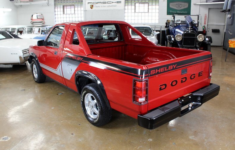 For Sale 1989 Dodge Shelby Dakota