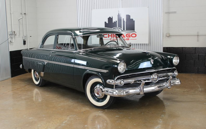 1954 Ford Tudor Customline For Sale