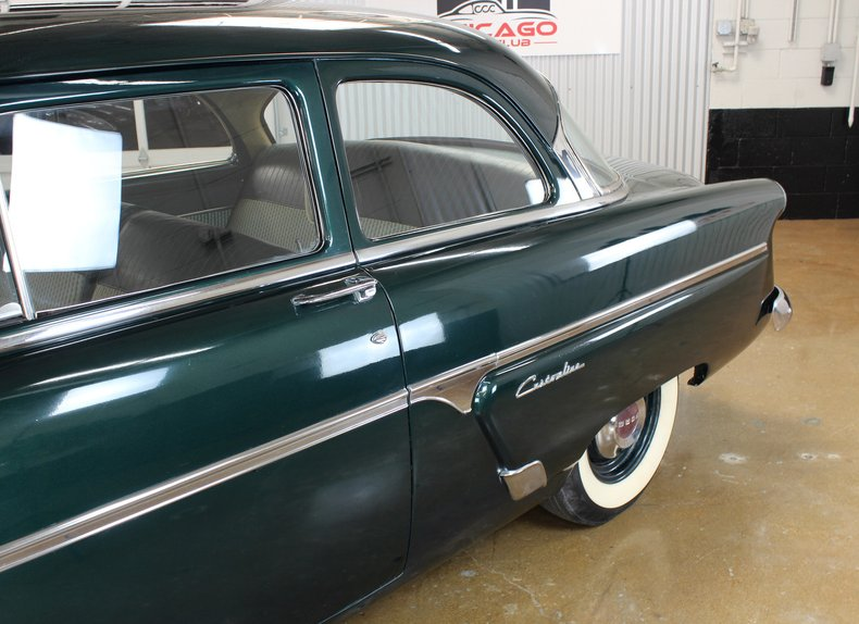 For Sale 1954 Ford Tudor Customline