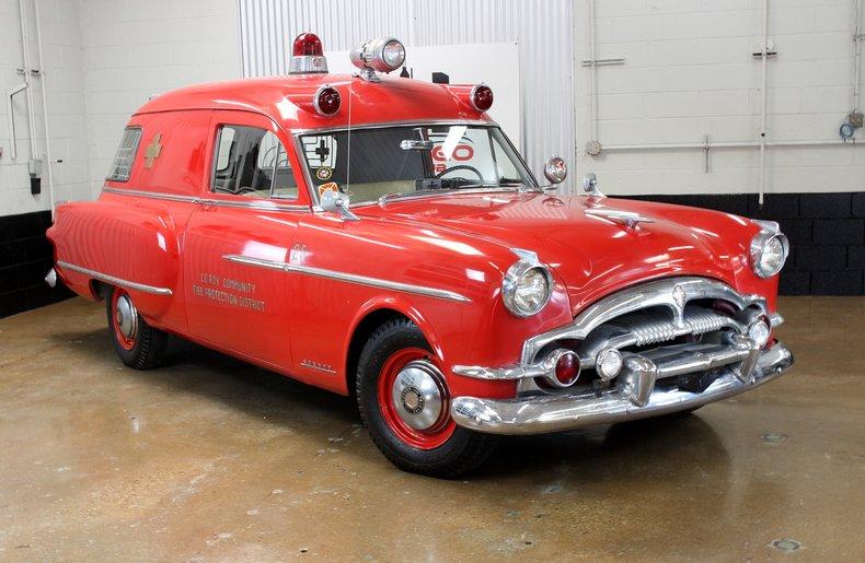 1954 Packard Henney Jr Ambulance For Sale