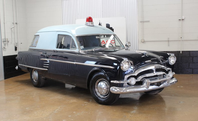 For Sale 1954 Packard Henney Jr Ambulance