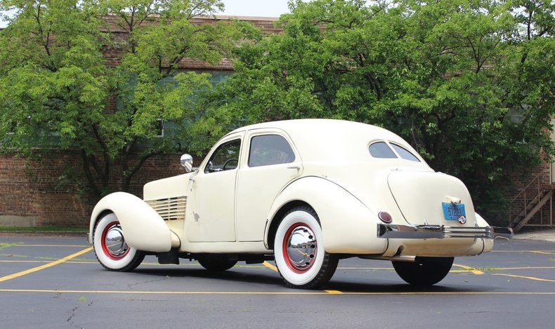 For Sale 1936 Cord 810