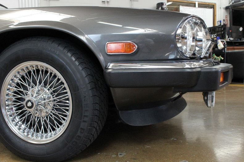 For Sale 1989 Jaguar XJS V12