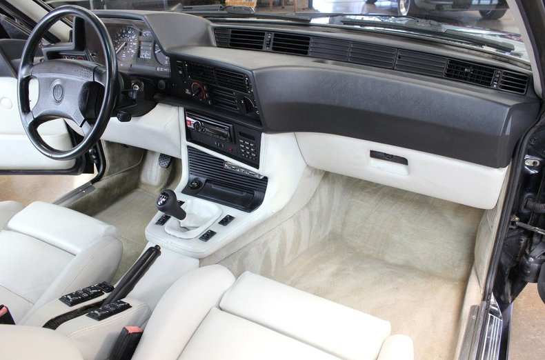 For Sale 1988 BMW M6