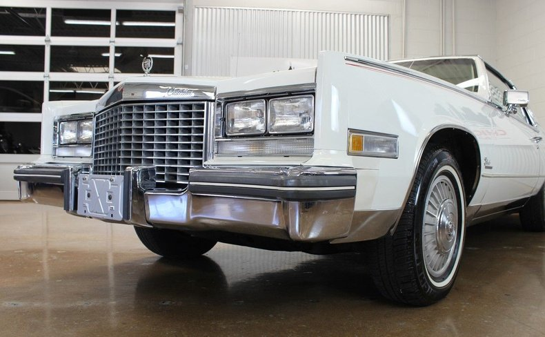 For Sale 1979 Cadillac Eldorado Biarritz