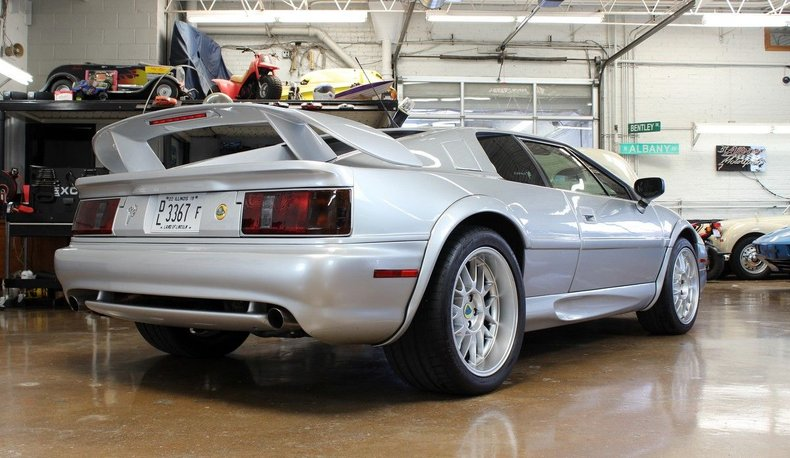 For Sale 2000 Lotus Esprit V8 Twin Turbo