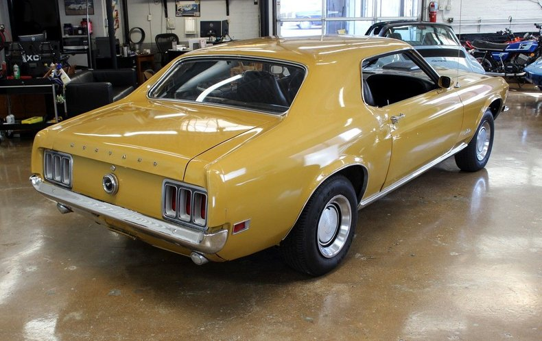 For Sale 1970 Ford Mustang 351-4V 4spd