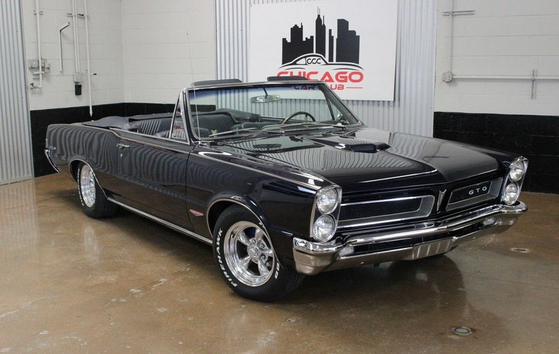 1965 Pontiac GTO Convertible For Sale