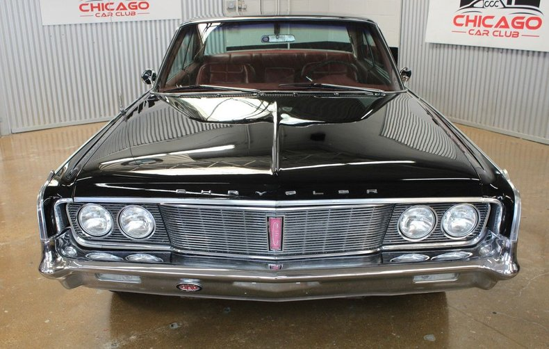 For Sale 1965 Chrysler Newport 2dr Hardtop