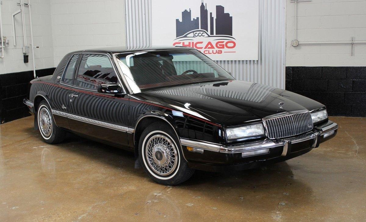 1989 Buick Riviera Chicago Car Club