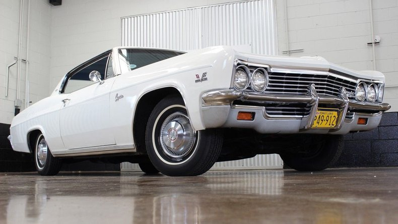 For Sale 1966 Chevrolet Caprice 396 2dr