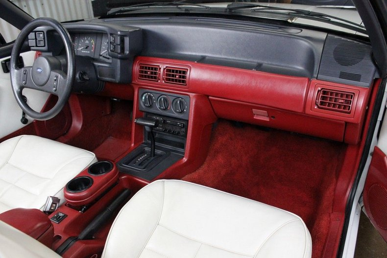 For Sale 1988 Ford Mustang LX 5.0L Convertible