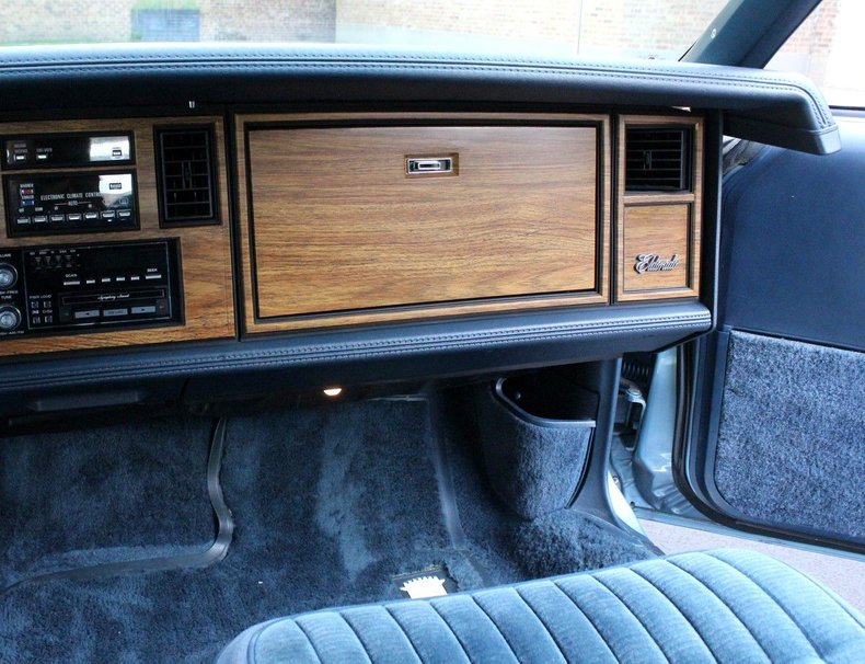 For Sale 1985 Cadillac Eldorado