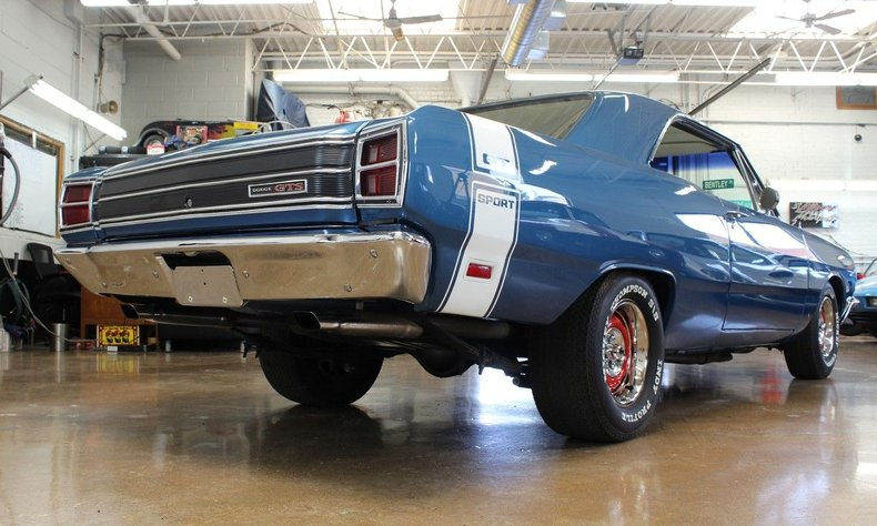 For Sale 1969 Dodge Dart GTS