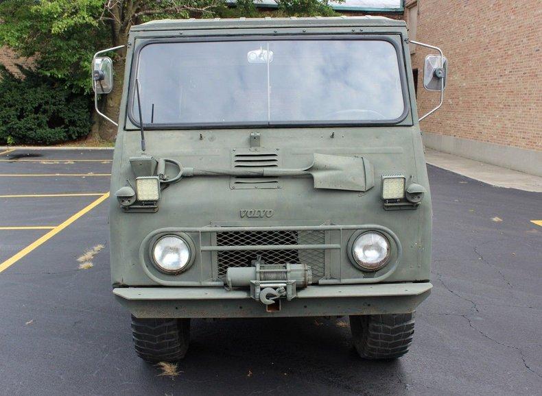 For Sale 1963 Volvo L3314 Laplander Camper