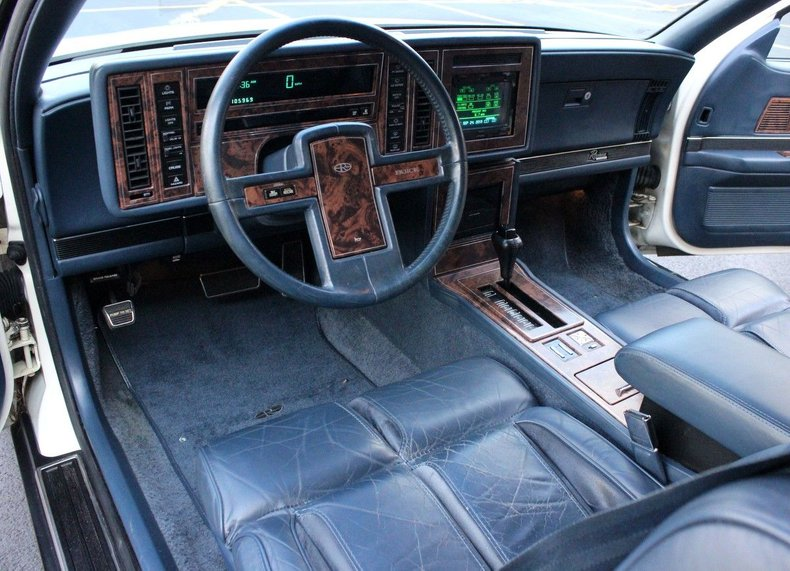 For Sale 1989 Buick Riviera