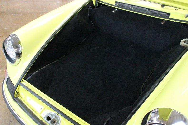 For Sale 1970 Porsche 911E Targa