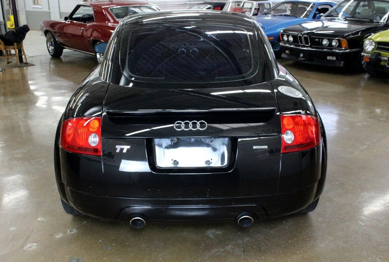 For Sale 2002 Audi TT Quattro Coupe