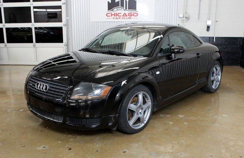 For Sale 2002 Audi TT Quattro Coupe