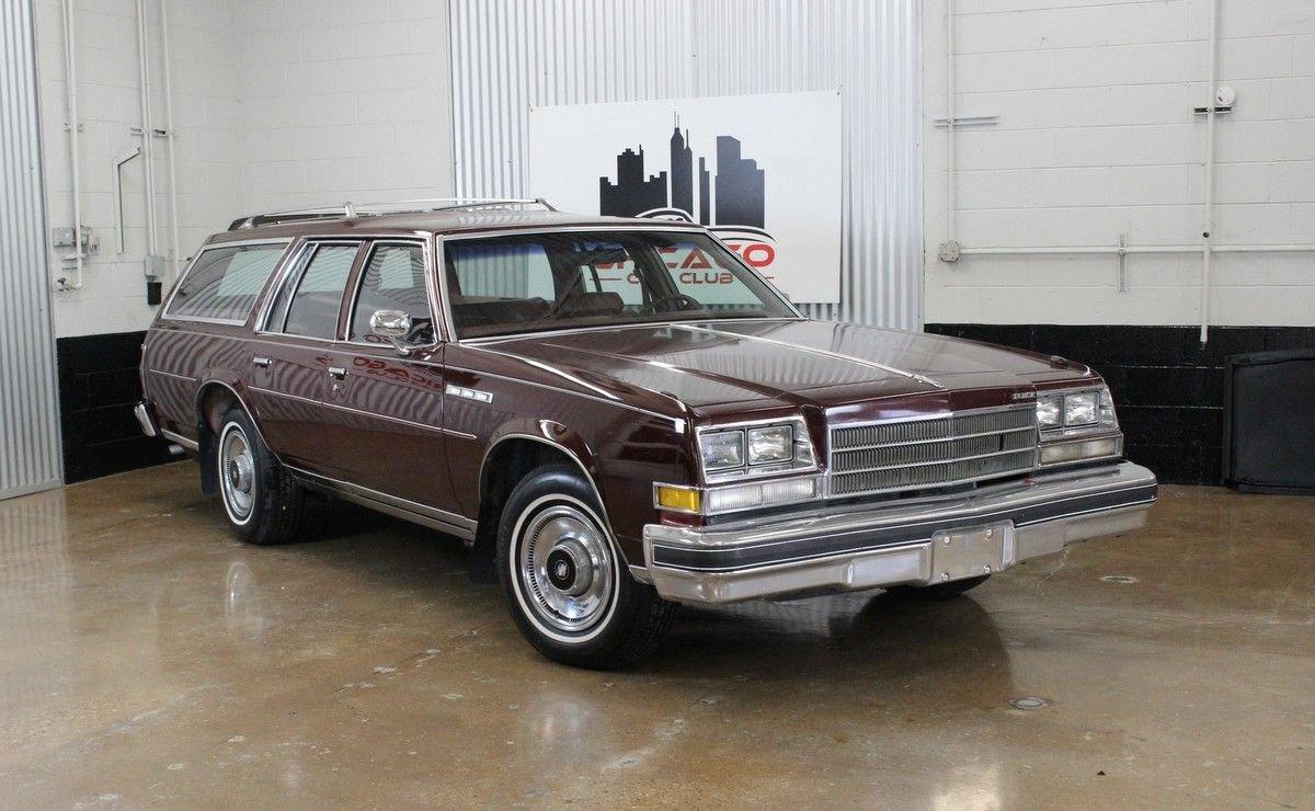 1979 buick lesabre wagon