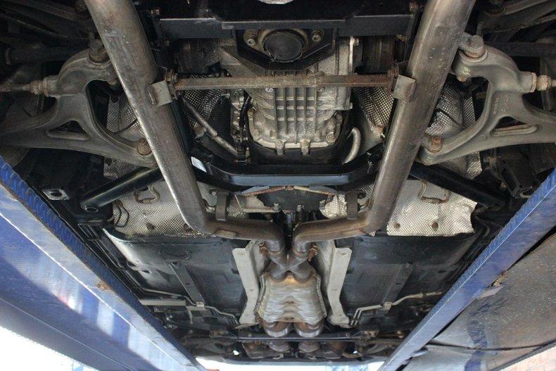 For Sale 2002 Maserati Spyder Cambiocorsa