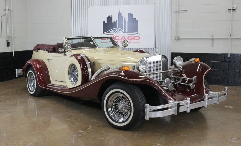 For Sale 1980 Excalibur Series IV Phaeton