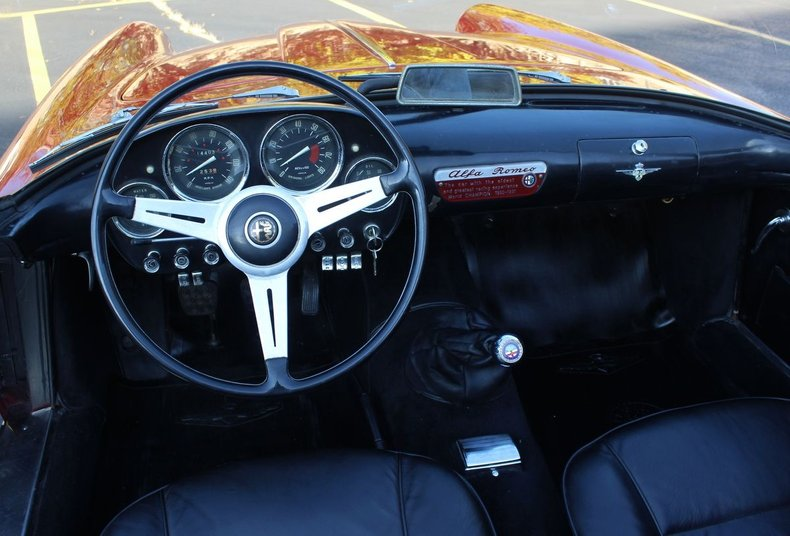For Sale 1960 Alfa Romeo 2000 Touring Spider