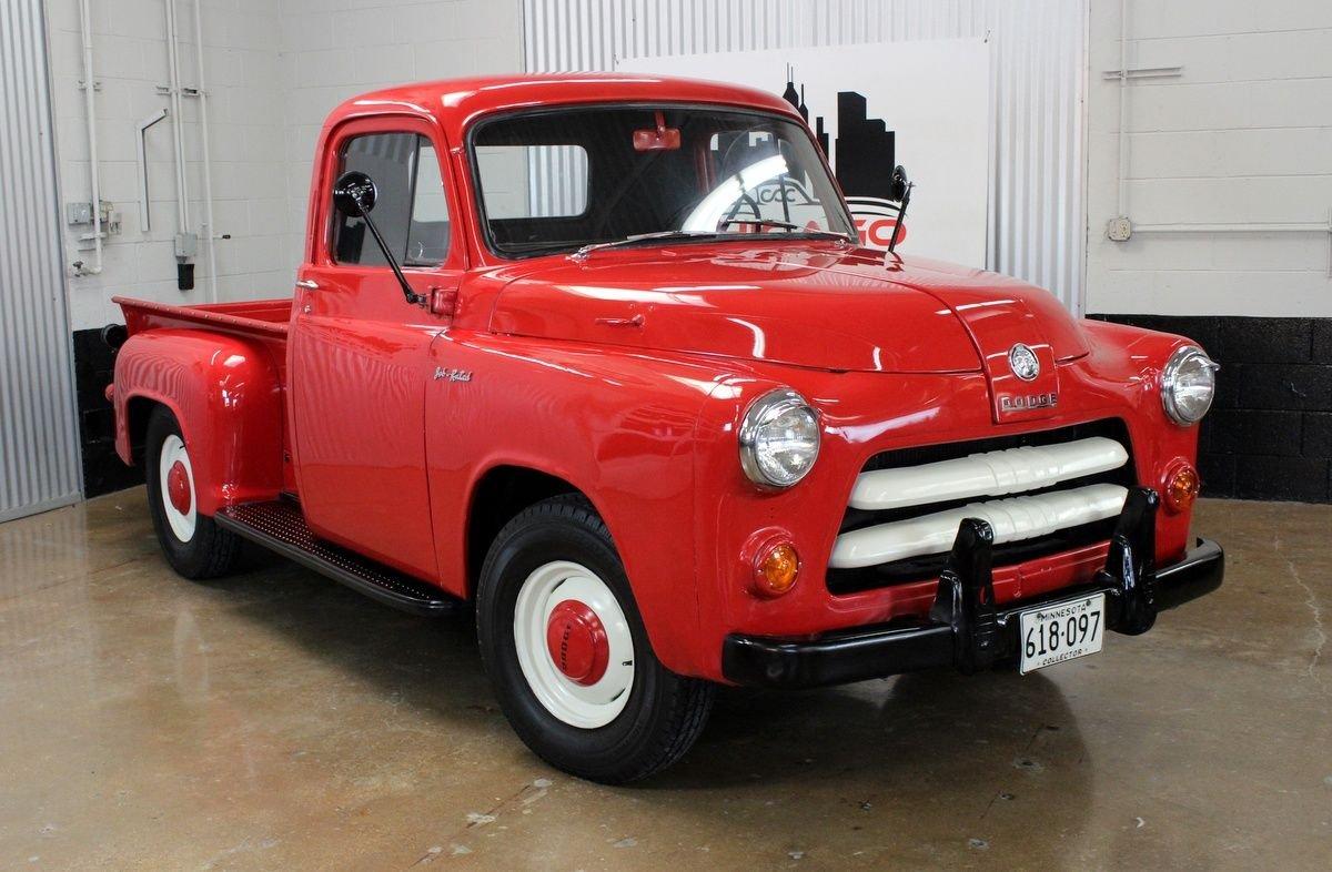1954 dodge c1 b6