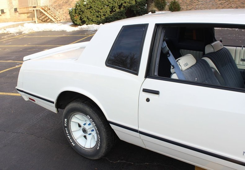For Sale 1983 Chevrolet Monte Carlo SS