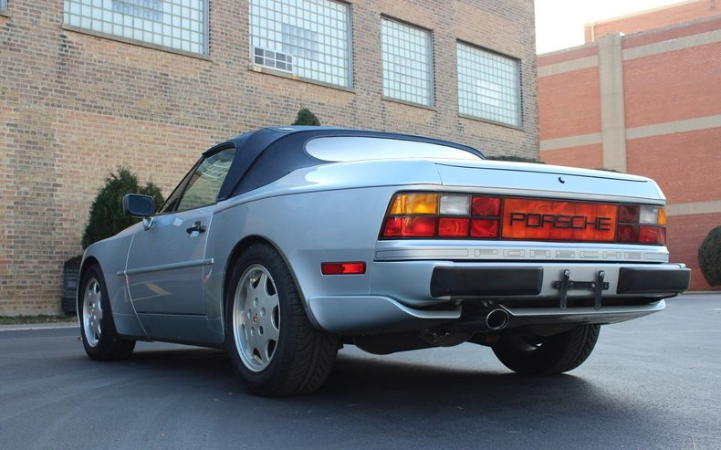 For Sale 1990 Porsche 944S2 Cab