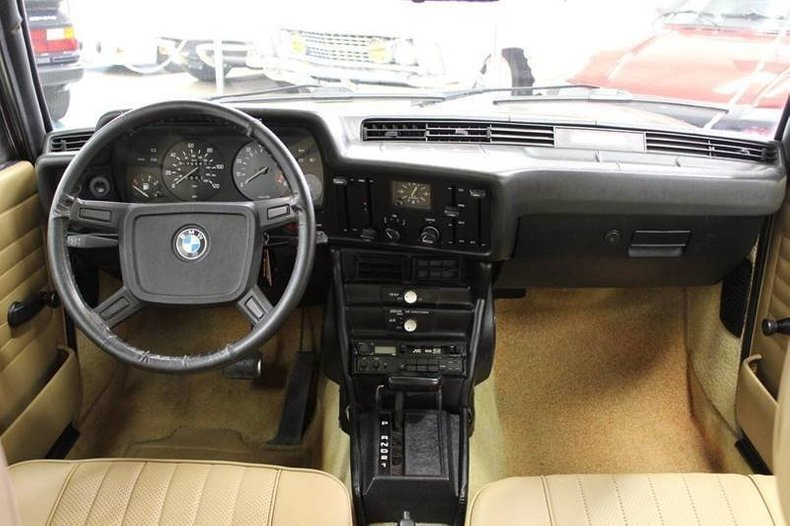 For Sale 1979 BMW 3 Series
