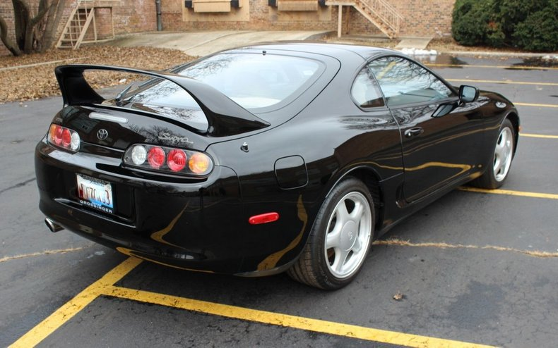 For Sale 1994 Toyota Supra Twin-Turbo 6spd
