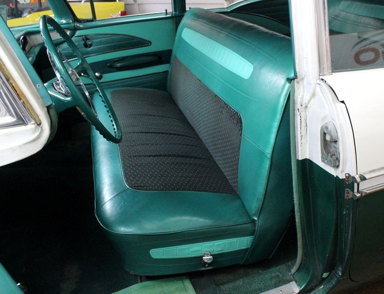 For Sale 1958 Chevrolet Bel Air Sedan