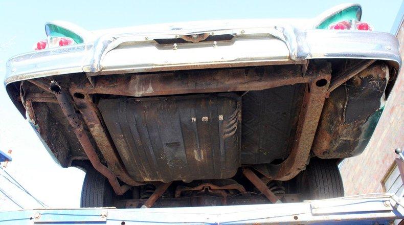 For Sale 1958 Chevrolet Bel Air Sedan