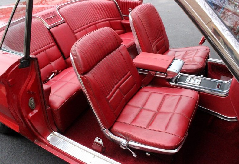 For Sale 1966 Ford Thunderbird Convertible