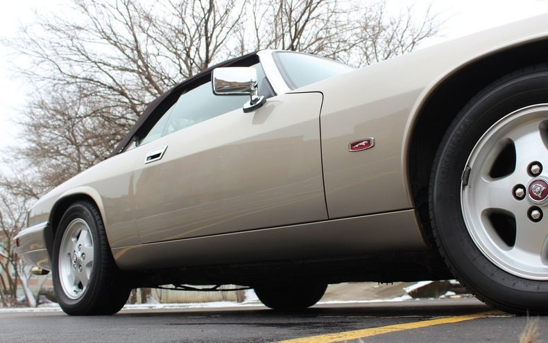 For Sale 1995 Jaguar XJS Convertible
