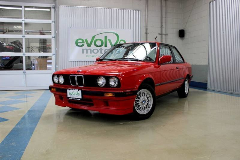 1991 bmw 3 series 318is 2dr coupe
