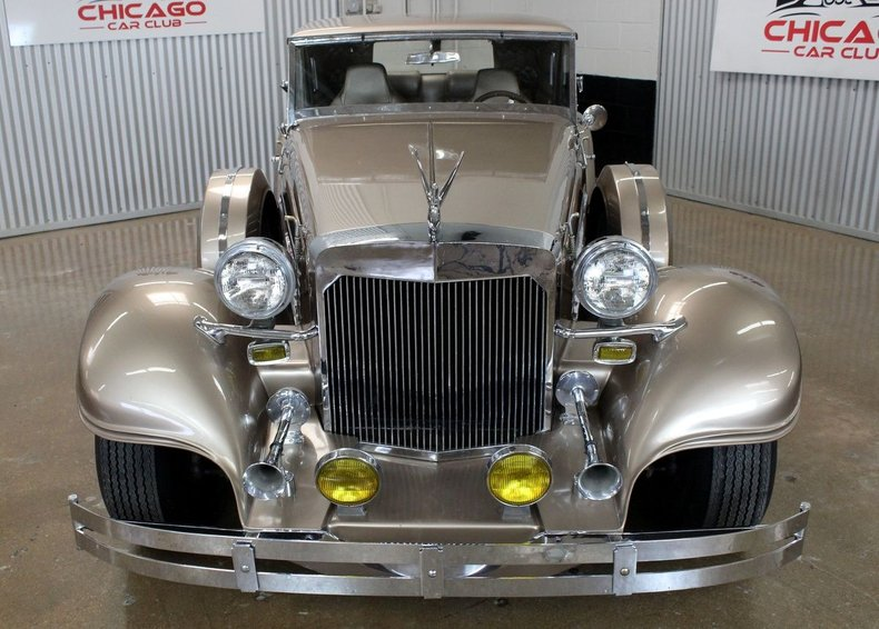 For Sale 1936 Mercedes Benz 500K Hardtop Replica