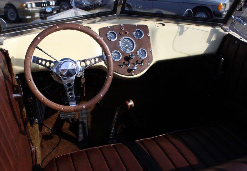 For Sale 1930 Duesenberg Model J Murphy Roadster Replica