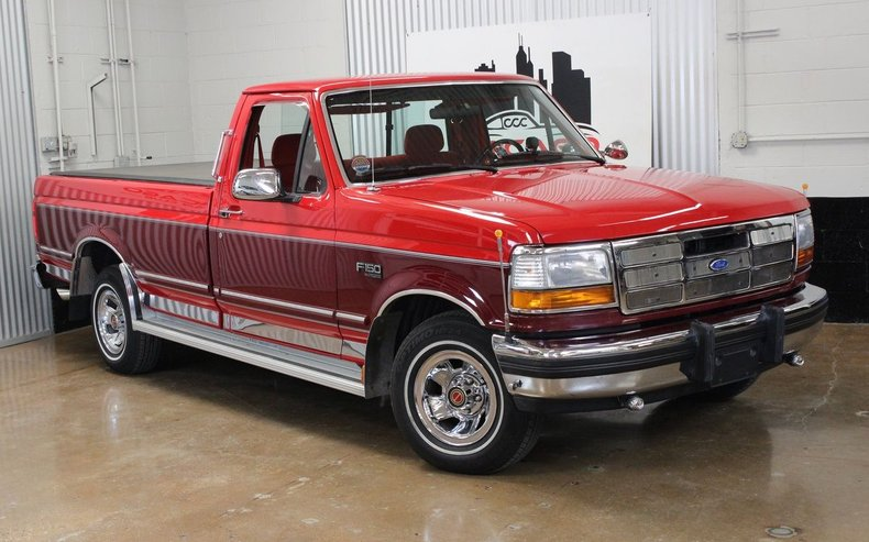 For Sale 1992 Ford F150 XLT