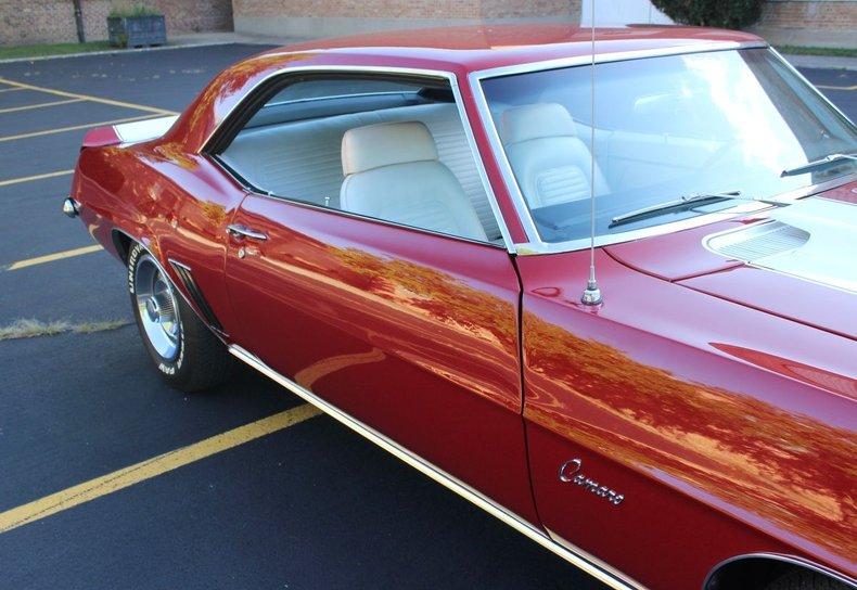 For Sale 1969 Chevrolet Camaro Z28 4spd